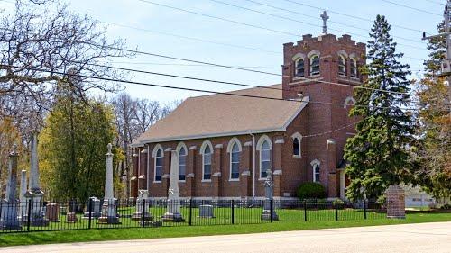St. Mary's Church now